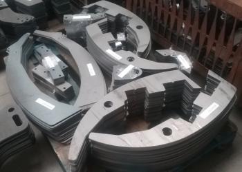 Изготовление деталей на лазерной установке Eagle