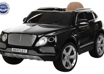 Детский электромобиль Wingo BENTLEY BENTYAGA LUX (Лицензия) макс. комплектация