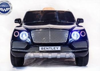 Детский электромобиль Wingo BENTLEY BENTYAGA LUX (Лицензия) макс. комплектация