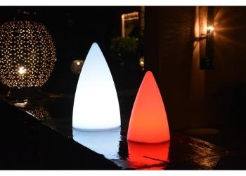 Беспроводной  дизайнерский  светильник  Exit (Франция) в форме конуса