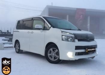 Аренда эксклюзивных микроавтобусов в Якутске