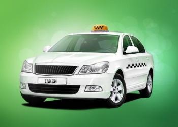 Водитель в режиме такси