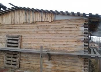 Дом 80 м2 не достроен