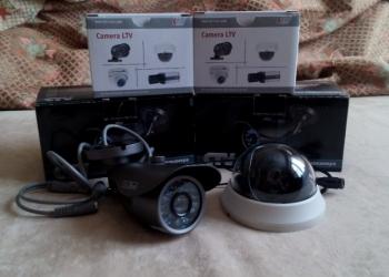 Продам камеры видеонаблюдения недорого