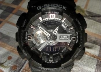 Часы Casio G-Shock ga-110, 2 вида расцветки!
