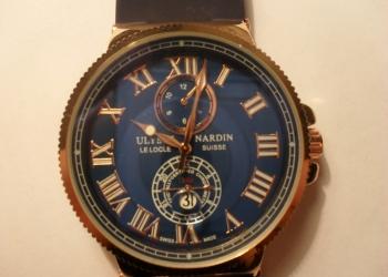 Часы Ulysse Nardin Marine. Превосходный подарок!