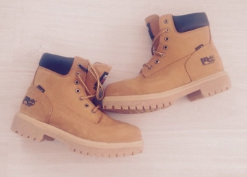 Timberland boots. PRO Series-Waterproof