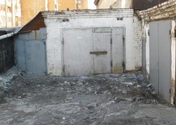 Продам гараж в районе парка Гагарина