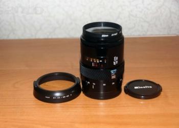 Minolta AF 28-85mm f/3.5-4.5 автофокусный зум-объектив