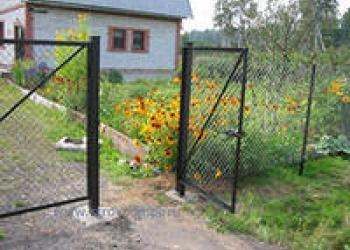 Садовые калитки от производителя с бесплатной доставкой
