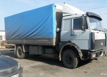 Маз-53366-021, бортовой, евротент