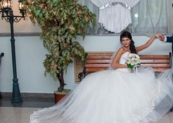 Продам свадебное платье от Prima Dress Дебют 2014