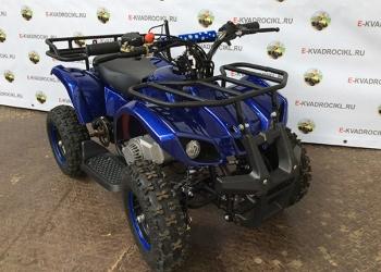 Продадим новый детский бензиновый квадроцикл модель Х16 с ручным стартером