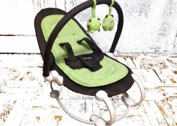Шезлонг стульчик babyton для кормления + подарок