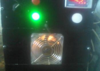 Отопление на отработанном масле