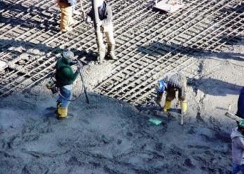 Монолитные и бетонные работы.