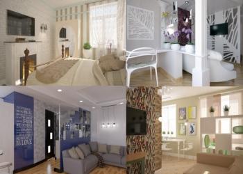 Дизайн интерьера - уютно и неповторимо