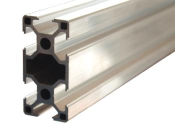 Алюминиевый станочный профиль серии 30 (паз 8 мм)