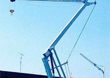 Быстромонтируемый (самораскладной) башенный кран Vicario OMV 320