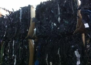 Сортировочное предприятие предлагает отходы полимеров.
