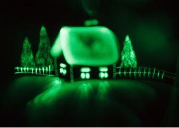 """Шоу световых картин в Нижнем Тагиле от компании """"Яркие ночи NT"""""""