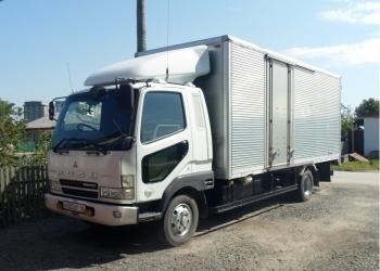 Грузоперевозки - 5т. 30куб. фургон
