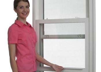 «Американские» окна Double Hung - «Вертикальный слайдер»