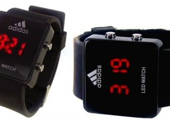 Часы Adidas LED Watch