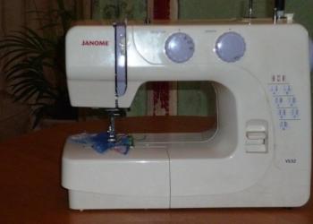 Продаю швейную машину JANOME vs52