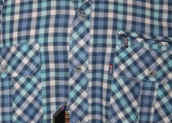 Мужские рубашки короткий рукав оптом в Колпино - новые модели
