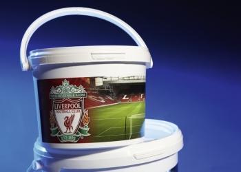 Упаковка пищевая, пластиковая 5,6 кг.