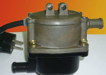 Подогреватель двигателя Атлант + 1,5 кВт (помпа)
