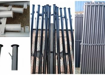 Столбы заборные со скидкой