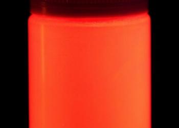 Люминесцентная светящаяся краска 50мл