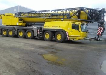 АРЕНДА АвтоКрана 300 т, 250 т
