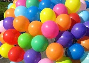 50 воздушных шаров