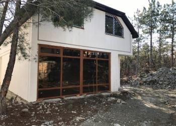 Новый дом 2015 года постройки.