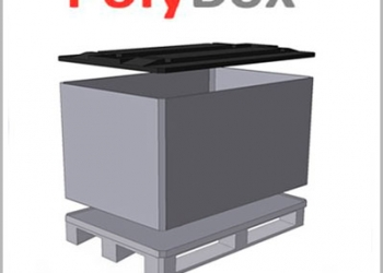Polybox контейнер полимерный Полибокс