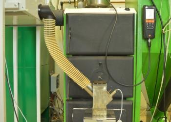 Пеллетная горелка автоматическая Bege Mott на твердотопливный котел