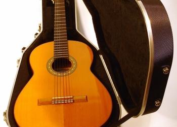 Концертная шестистунная гитара мастера Николая Игнатенко
