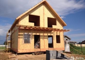 Строительство домов из СИП (SIP) панелей.