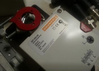 Продам Электроприводы Gruner 227-230-08