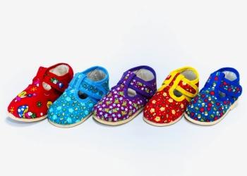 Продаем детские домашние тапочки оптом