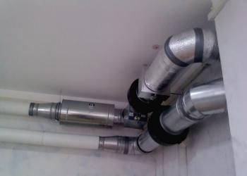 Демонтаж кондиционеров и системы вентиляции