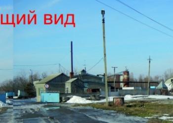 Маслоцех на берегу реки Дон - продажа