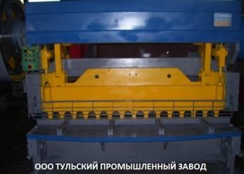 Ножницы механические Н478 16х2200мм после капитального ремонта.