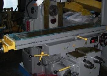 Станок фрезерный 6Р12 после среднего ремонта в наличии.