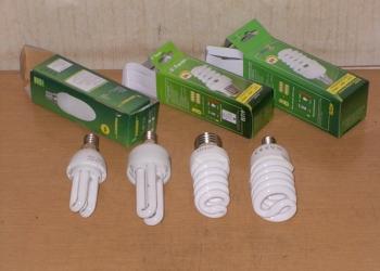 Лампа энергосберег.