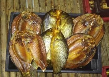 Рыба копченая и вяленая
