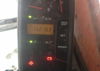 Продам экскаватор хитачи ZX 200 без вложение доп. ср-в.